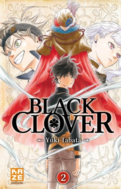 [Yuki Tabata] Black Clover  Couv38120470