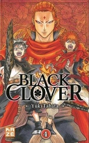 [Yuki Tabata] Black Clover  Couv61693323