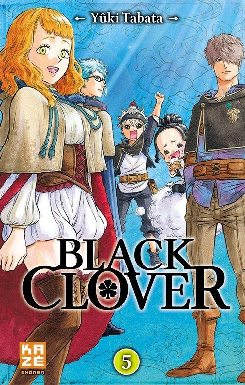 [Yuki Tabata] Black Clover  Couv67467069