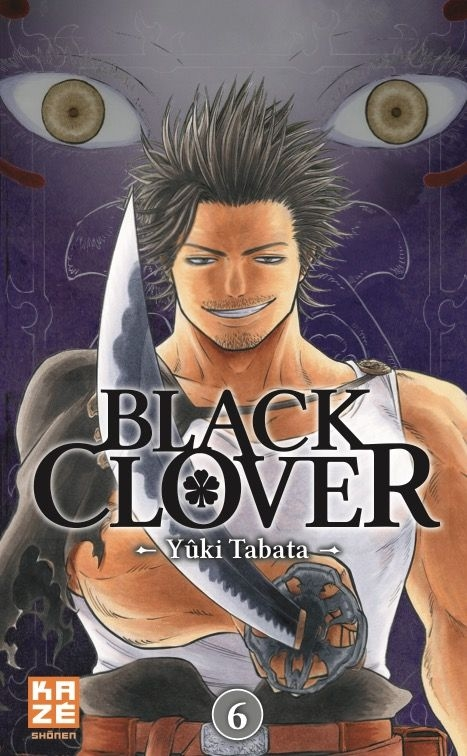 [Yuki Tabata] Black Clover  Couv72367400