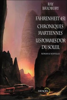 Chroniques martiennes Couv32915505