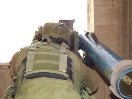أقرب إلي الحرب : تكتيكات تدريبات جماعات صيد الدبابات في الجيش الإسرائيلي لمواجهة الجماعات المسلحة في الحرب القادمة Rtnerterkjtret_c