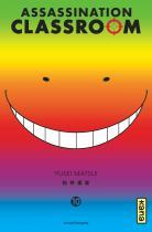 [MANGA/ANIME/FILM] Assassination Classroom (Ansatsu Kyoushitsu) ~ Assassination-classroom-manga-volume-10-simple-232256