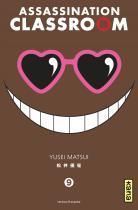 [MANGA/ANIME/FILM] Assassination Classroom (Ansatsu Kyoushitsu) ~ Assassination-classroom-manga-volume-9-simple-228817