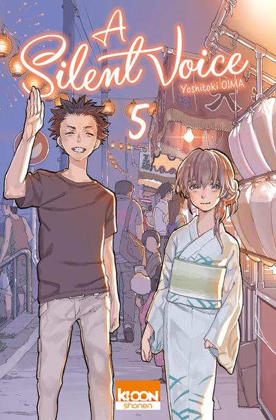 [MANGA/FILM] A Silent Voice (Koe no Katachi) - Page 2 A-silent-voice-manga-volume-5-simple-231565