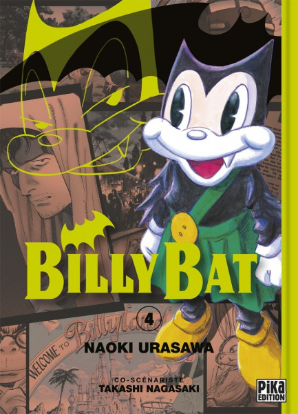 [MANGA] Billy Bat Billy-bat-manga-volume-4-simple-58176