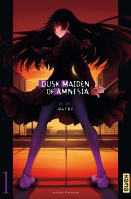 Dusk Maiden of Amnesia Dusk-maiden-of-amnesia-manga-volume-1-simple-78712