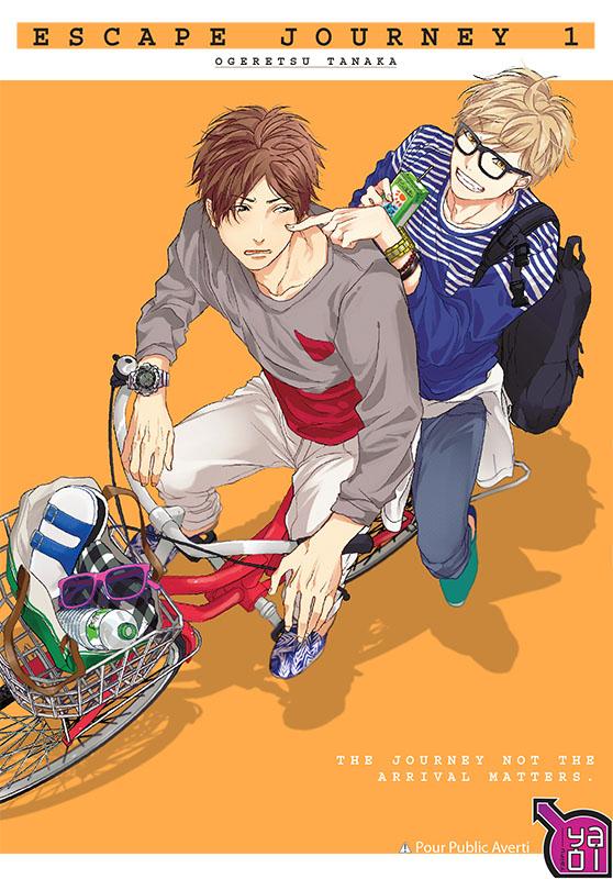 [MANGA] Escape Journey Escape-journey-manga-1-simple-275072