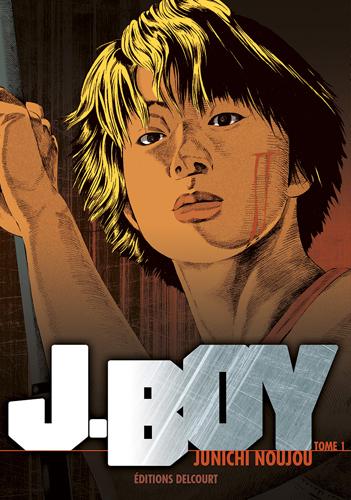 J. Boy J-boy-manga-volume-1-simple-77823
