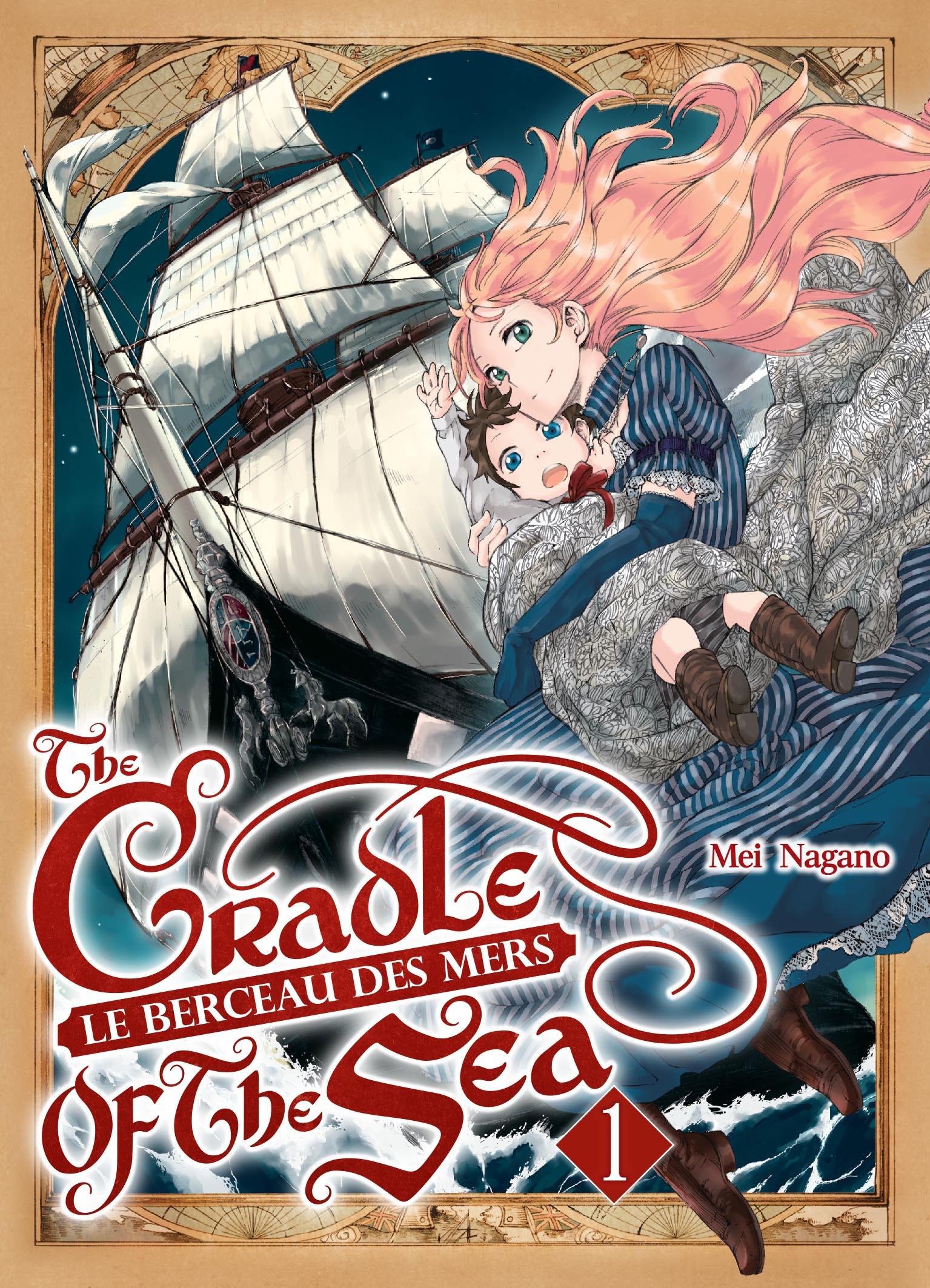 Mangas/Animés: Titres japonais, anglais ou français? - Page 2 Le-berceau-des-mers-manga-volume-1-simple-229458