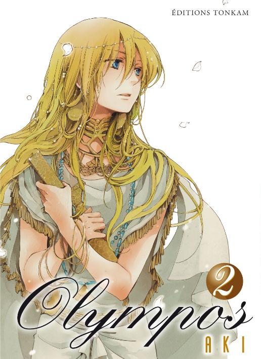 Vos couvertures de mangas préférées ? Olympos-manga-volume-2-simple-55222