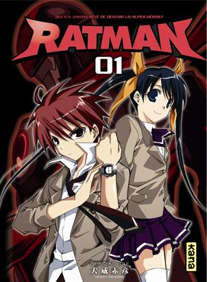 [MANGA] Ratman Ratman-manga-volume-1-simple-52382