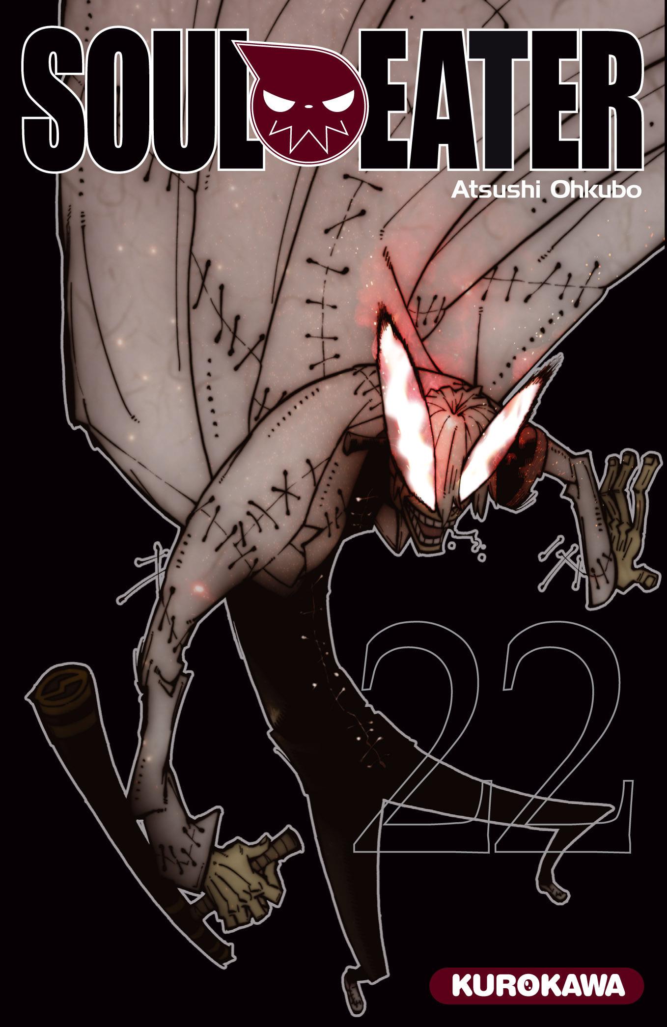 [MANGA/ANIME] Soul Eater - Page 2 Soul-eater-manga-volume-22-simple-69751