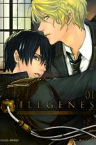Soleil Ilegenes-manga-volume-1-simple-52805