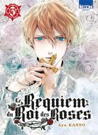 [MANGA] Le Requiem du Roi des Roses (Baraou no Souretsu) ~ Le-requiem-du-roi-des-roses-manga-volume-3-simple-231569
