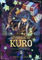 Vos achats d'otaku ! Le-voyage-de-kuro-manga-volume-5-simple-278339