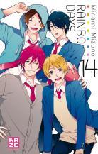 Vos achats d'otaku et vos achats ... d'otaku ! - Page 20 Rainbow-days-manga-volume-14-simple-305879