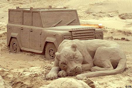 Peskovita umetnost LionvansandPA_450x300