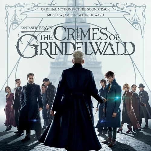 Fantastic Beasts: The Crimes of Grindelwald - Official Soundtrack E413e6f5ee8d696c2e88ca4c843f3296