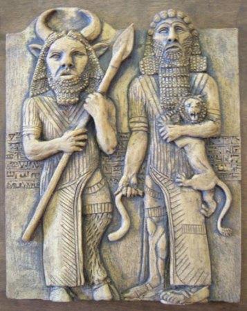 Артефакты и исторические памятники - Страница 6 3c5a3-gilga3