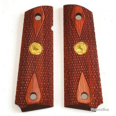 Plaquettes (Grips) sur Ebay __00001_plaquette-crosse-Colt-1911