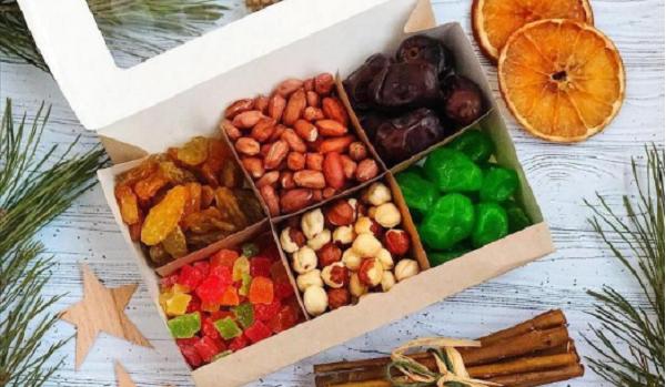 Интересные сладкие подарки с доставкой по России Idealpodarok2
