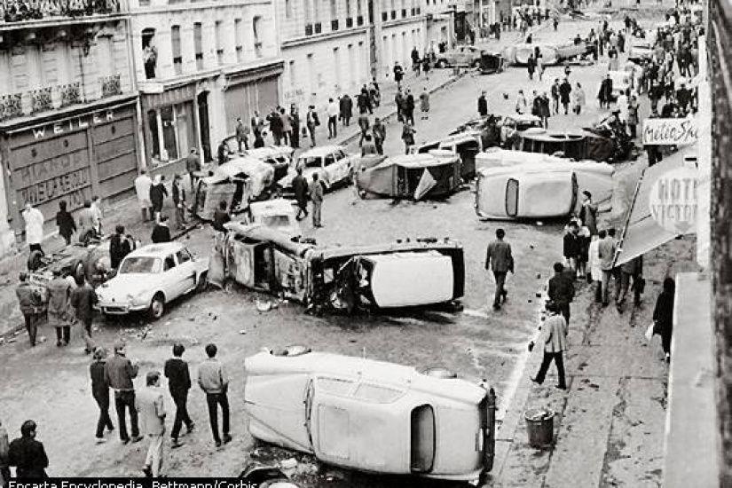 Gilets Jaunes : La vérité sur les casseurs ! Ob_ee2c84_mai-68