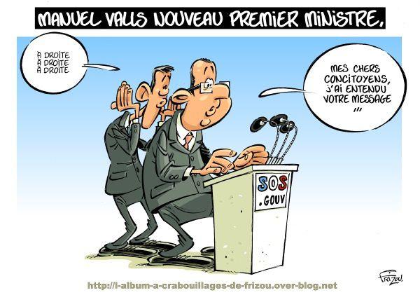 A RIRE OU EN PLEURER OU REVUE DE PRESSE SATIRIQUE - Page 2 Ob_ffac7e_valls-premier-ministre-frizou