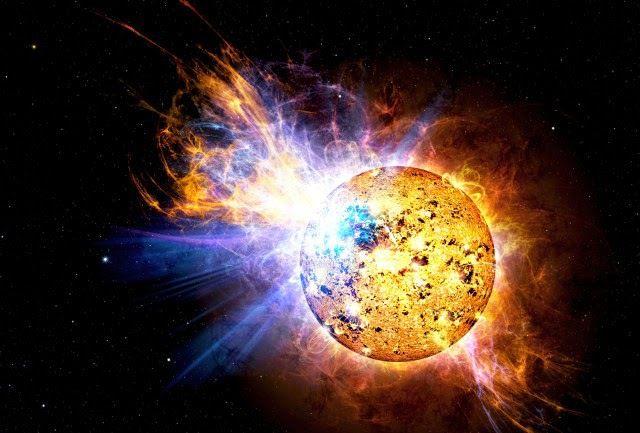 La NASA détecte une éruption solaire de classe X 100 000 ! Ob_95c91e_eruption-solaire