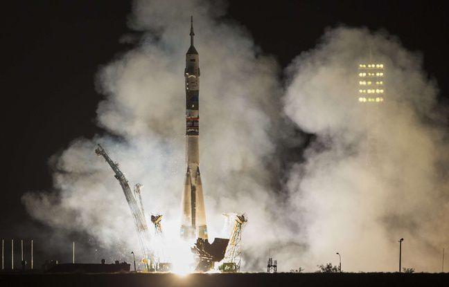 La Russie soupçonnée d'avoir mis en orbite un chasseur de satellites Ob_2898d1_00000000000000000000000000000000000000