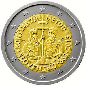 La BCE exige la suppression des signes religieux sur les pièces de monnaie Ob_982473_slovaquie-60904