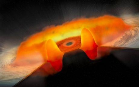 La NASA découvre des trous noirs étonnamment gourmands Ob_0ae335_trou-noir-quasar-0