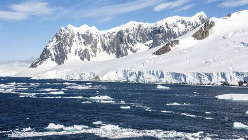 Optimisme: L'Antarctique soulage la planète, annoncent les climatologues Ob_f0fc05_media-xll-7991283
