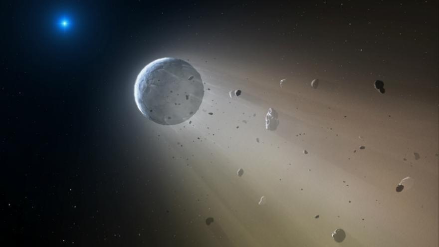 La Nasa observe un système solaire en train de se désintégrer Ob_977137_desintegration