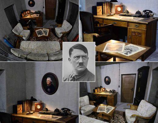 Des affaires personnelles d'Hitler auraient été retrouvées en Argentine Ob_42cc68_178652