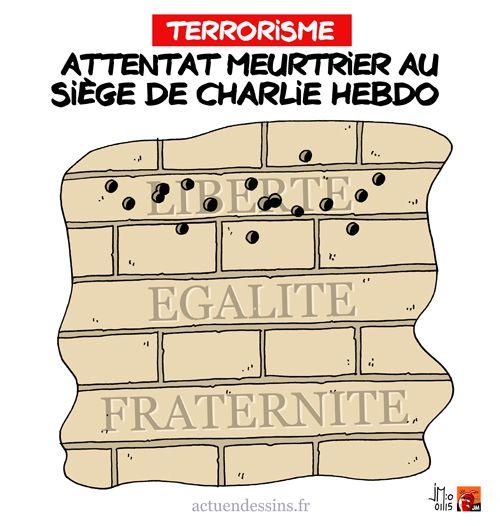A RIRE OU EN PLEURER OU REVUE DE PRESSE SATIRIQUE - Page 21 Ob_f04389_charlie-bebdo-jm