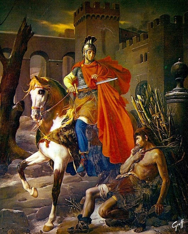 LE LIVRE D'HEURES DE LA REINE ANNE DE BRETAGNE (vers 1503) TRADUIT DU LATIN par M. L'ABBÉ DELAUNAY – Paris - 19 eme sièc Ob_fc3db4_saint-martin-de-tours-apotre-des-agau