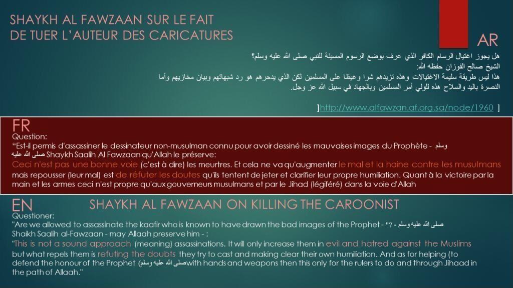 Est-il permis de tuer l'auteur des caricatures du prophète صلى الله عليه وسلم ? Ob_45c149_aaaa