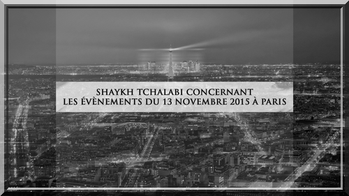 Intervention de Cheikh Tchalabi concernant les événements de Paris (audio) Ob_973055_paris