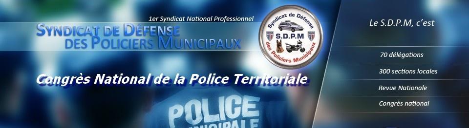 SYNDICAT DE DEFENSE DES POLICIERS MUNICIPAUX