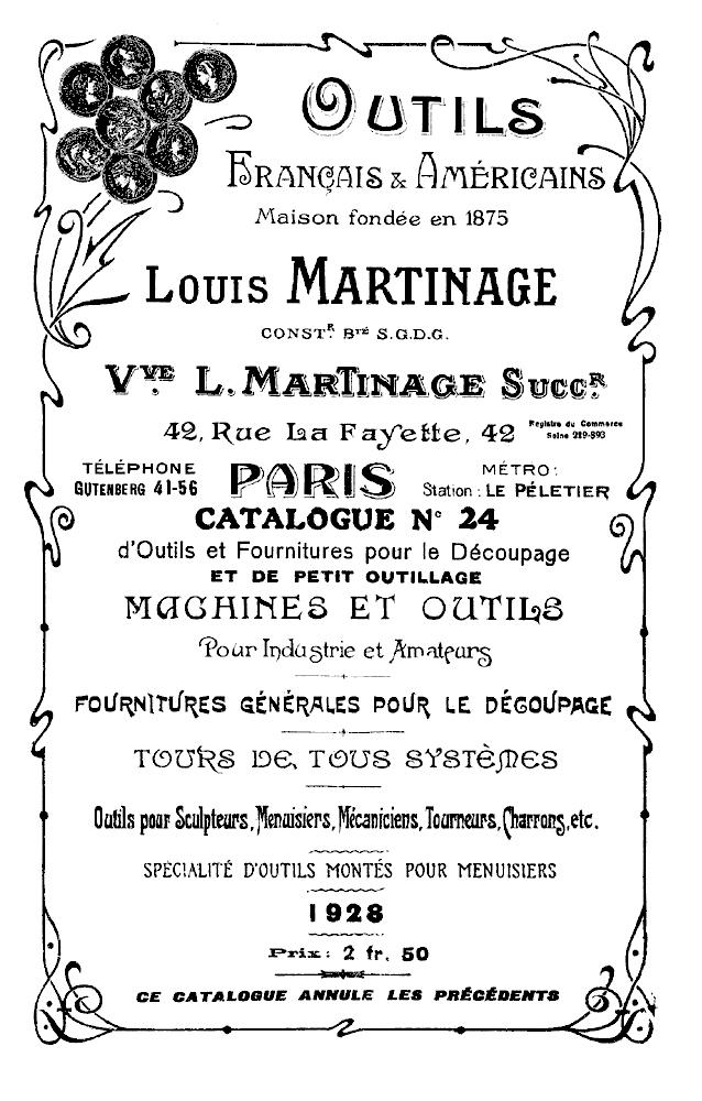 [PDF] Catalogues outils ,mécanique,matériel agricole,motos,etc Ob_478518_martinage-catalogue