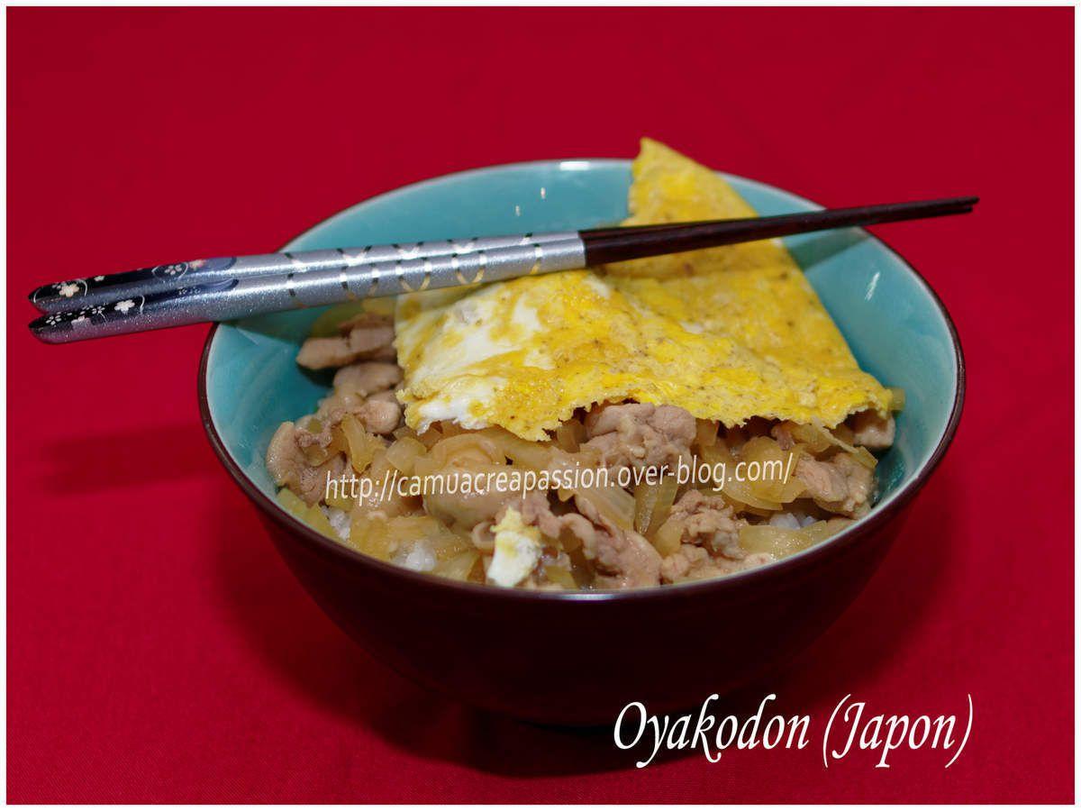 [Cuisine] Oyakodon Ob_456682_ob-d2145b-oyakodon-japon