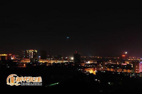 Ovni pris en photo à Xinhua région de Jing en Chine le 17 août 2013 Ob_a81a92f3f397793f3bd3f767b0c4f639_xin-1