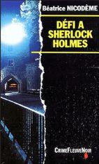[Nicodème, Béatrice] Défi à Sherlock Holmes Defi-a-Sherlock-Holmes-Old-Couv