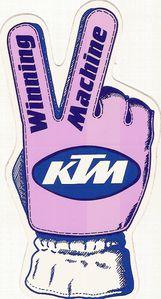 manière de parler pour rien dire... KTM-Winning-Machine