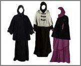 Mettre une veste au dessus du jilbab  3a0a1d95de13a963cc6b5014f6861e