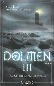 [Jamet, Nicole & Le Pezennec, Marie-Anne] Dolmen III La dernière malédiction Dolmen-3