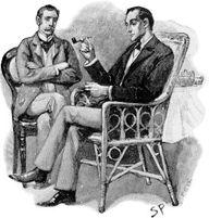 [Doyle, Sir Arthur Conan] Une affaire d'identité et autres aventures de Sherlock Holmes Sherlock-Holmes-02-Padget