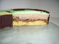 Bavarois chocolat menthe Photo-338
