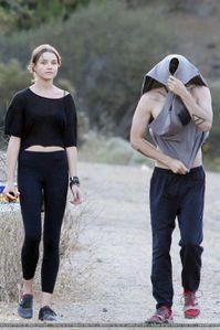 01 Juillet 2012- Jared Leto At Malibu Canyon – Los Angeles [CANDIDS] 0002